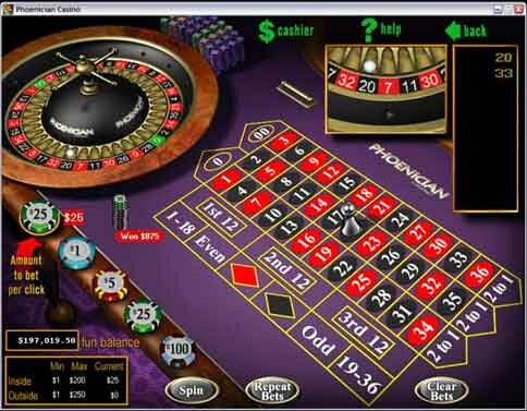 online roulette game for money